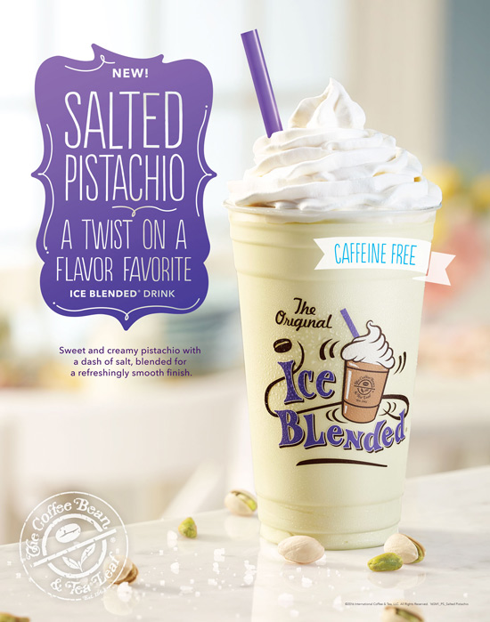 coffee bean shake